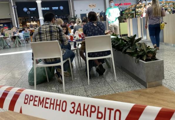 Из-за эпидситуациина Ставрополье ограничили работу фуд-кортов