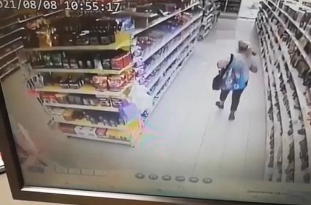 Пятигорчанку застали за кражей продуктов и алкоголя