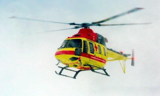 Годовалую пострадавшую в аварии с шестью погибшими доставили в ставропольскую больницу на вертолёте