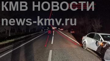 Велосипедиста насмерть сбила машина на Ставрополье