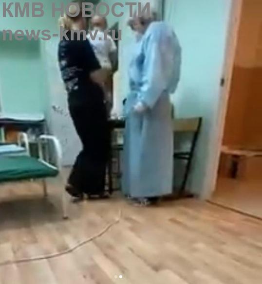Информацию о нетрезвой медсотруднице проверили в невинномысской больнице