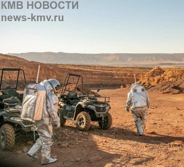 Учёные создали симулятор марсианской базы в израильской пустыне
