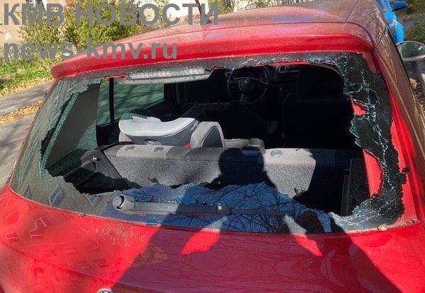 Полицейскими проводится проверка по факту краж из машин в Ставрополе