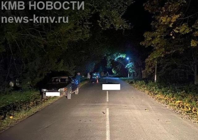 Женщина погибла под колёсами автомобиля в Петровском округе