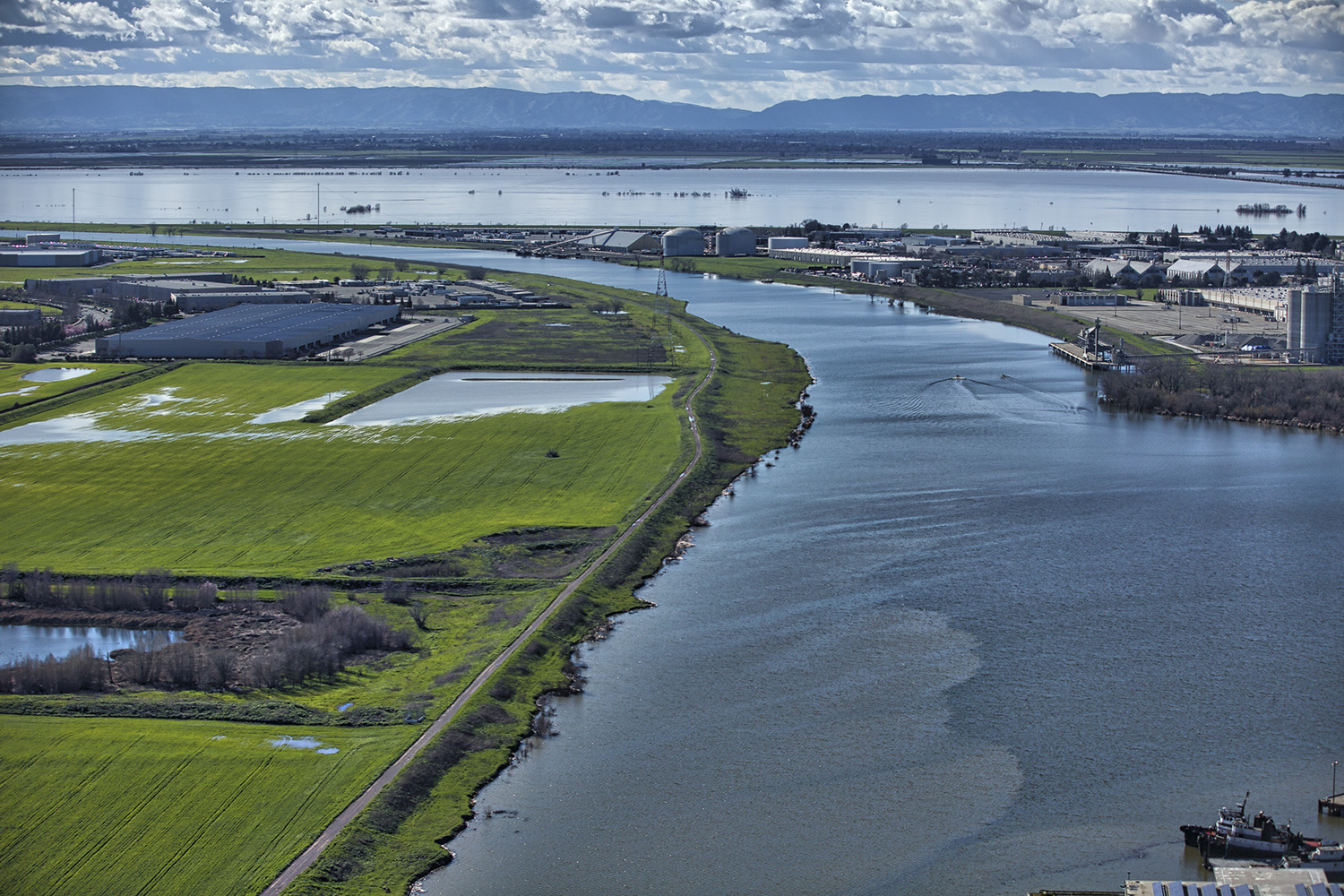 Impacts Of Downsizing The Delta Twin Tunnels Project