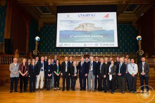Ocean Acidification International Reference User Group 2013