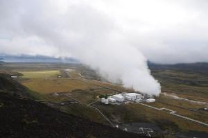 Nesjavellir Geothermal plant in Iceland © 2015 Karen Rubin/news-photos-features.com
