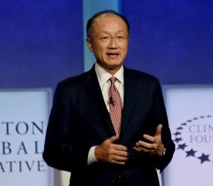 Jim Yong Kim, President, World Bank Group © 2016 Karen Rubin/news-photos-features.com
