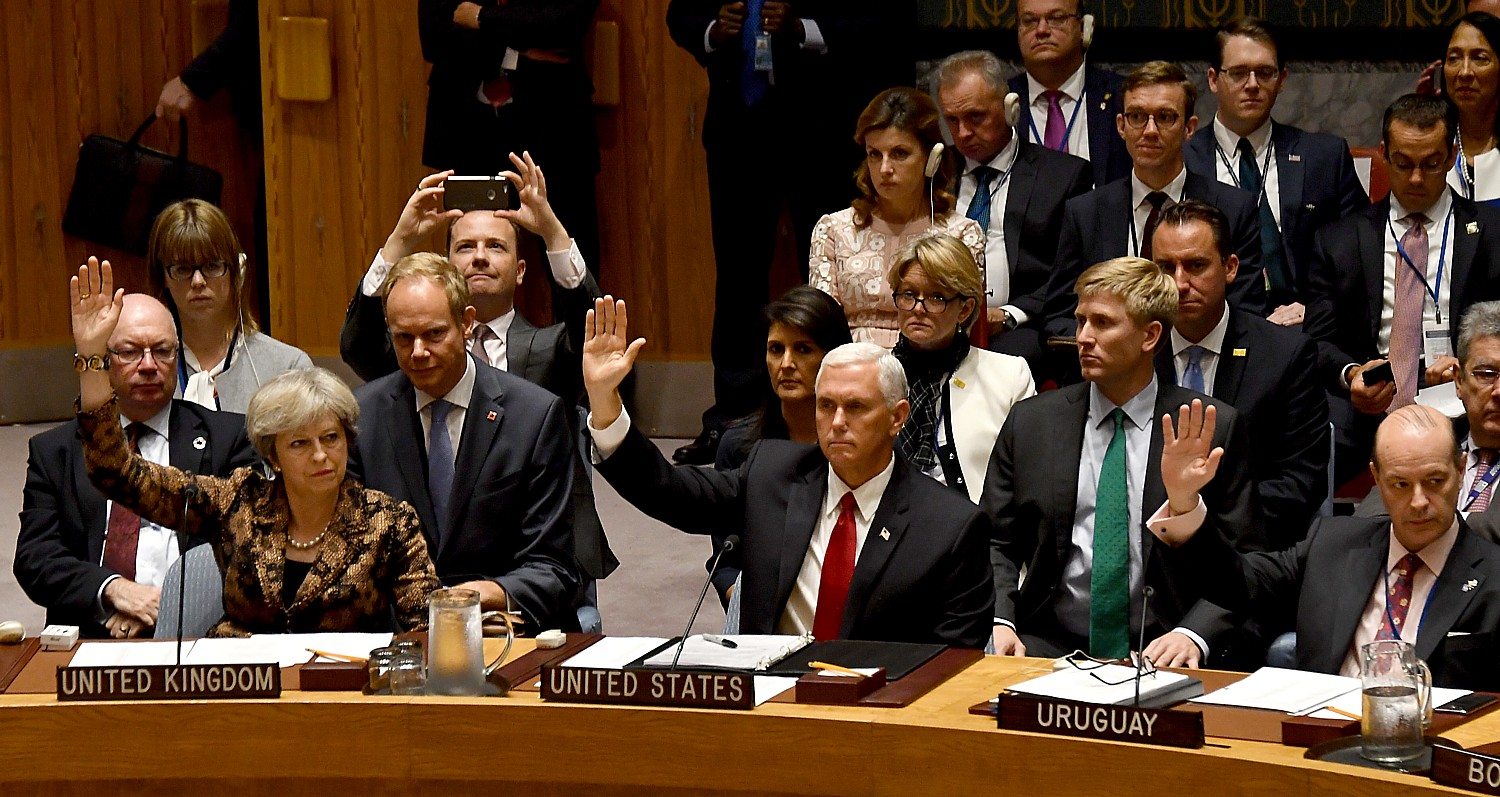 Un Security Council Reaffirms Primary Role Of States In