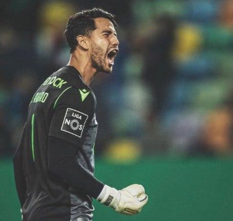 Renan Ribeiro corpo