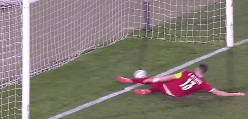 Portugal gol anulado