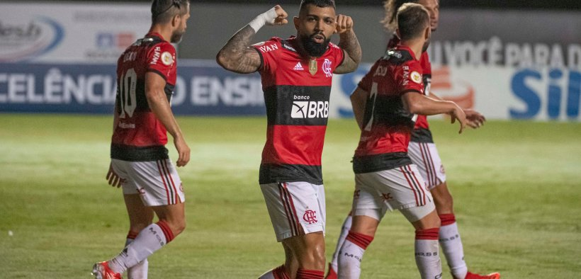 Gabigol/Flamengo