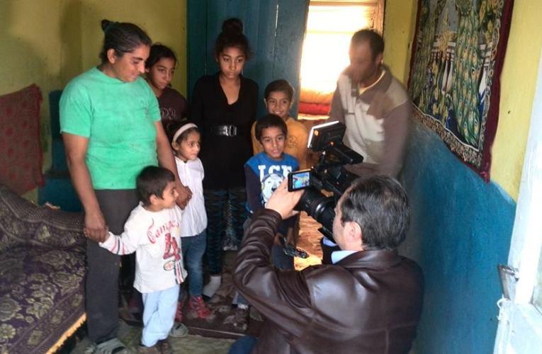 Tineri romașcani alături de cei în nevoie (VIDEO)