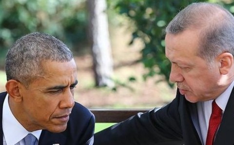 Эрдогана поддержали Обама и Олланд