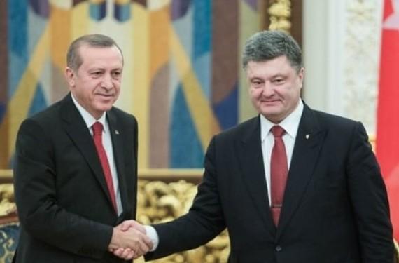 Порошенко посетит Турцию в начале 2016 года
