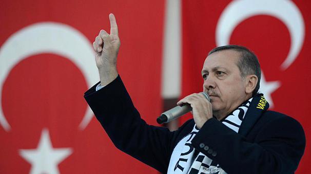 Эрдоган: «Я не имею никакого отношения к референдуму»