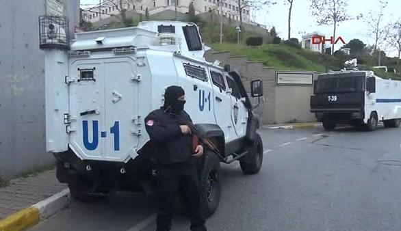 Консульство США в Стамбуле не работает из-за угрозы безопасности