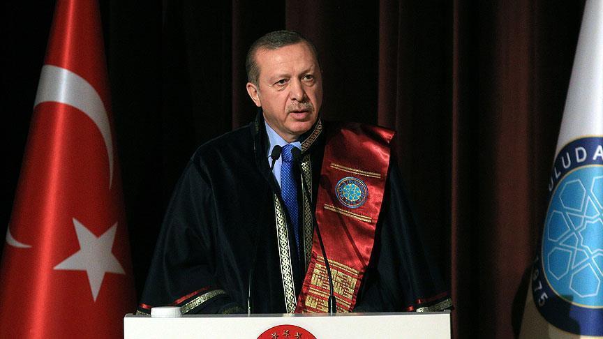 Президент грозит Евросоюзу референдумом в Турции