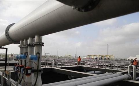 Азербайджанский газ вместо российского