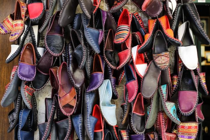 Обувщики Турции нацелились на Украину