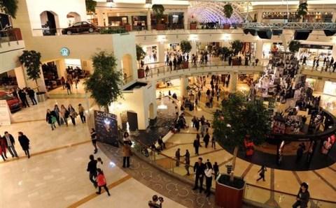 106 новых торговых центров появятся в Турции в 2016 году