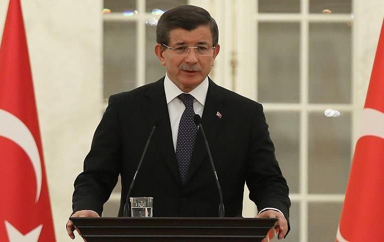 Давутоглу: «Сирия должна оставаться целостной»