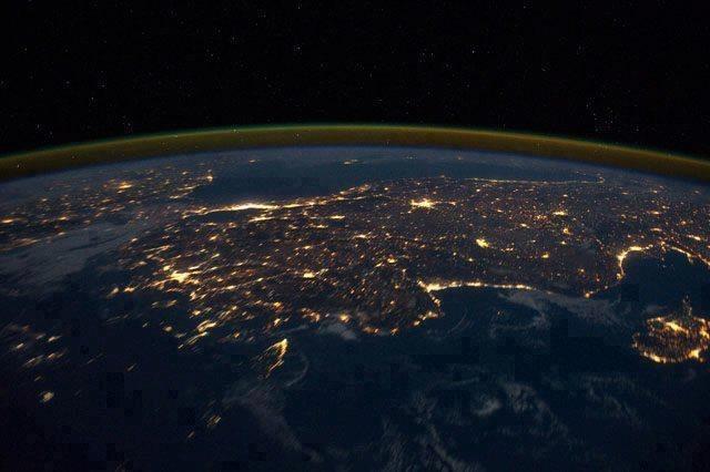 Турция приняла участие в акции «Час Земли»