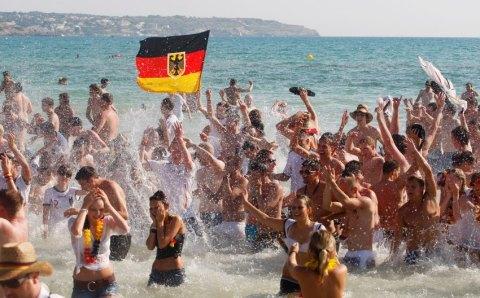 «Бархатный сезон» в Турции без немецких туристов