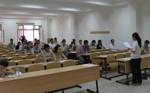 Турецкие студенты продолжают обучение в России
