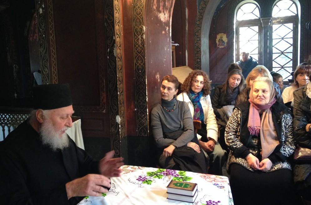 Архимандрит Тимофей проведет службы в Анталии и Алании