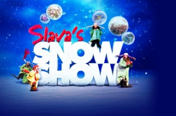 «Снежное шоу» Славы Полунина в Стамбуле
