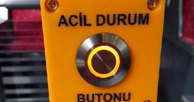 «Экстренная кнопка» появилась в автобусах Стамбула