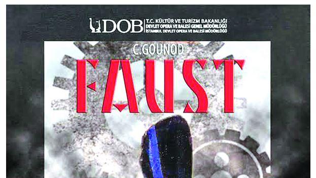 Опера «Фауст» на сцене Стамбула
