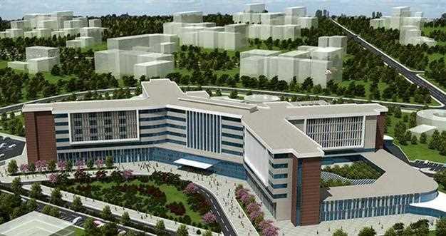 ЕБРР поддержит строительство Центрального госпиталя Анатолии
