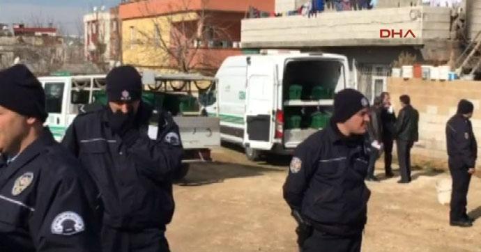 Жестокая семейная драма в Газиантепе: 9 убитых