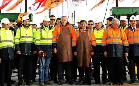 Президент и премьер одели рабочую форму