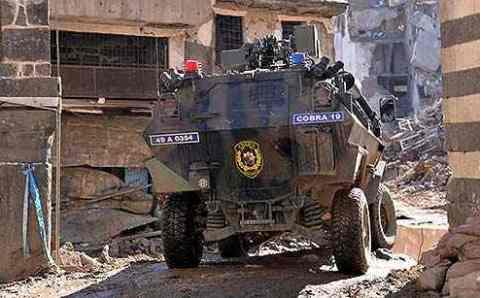 Администрация Диярбакыра ввела запрет на въезд в Сур