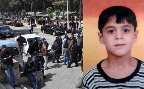 Зверское убийство сирийского мальчика за 50 лир