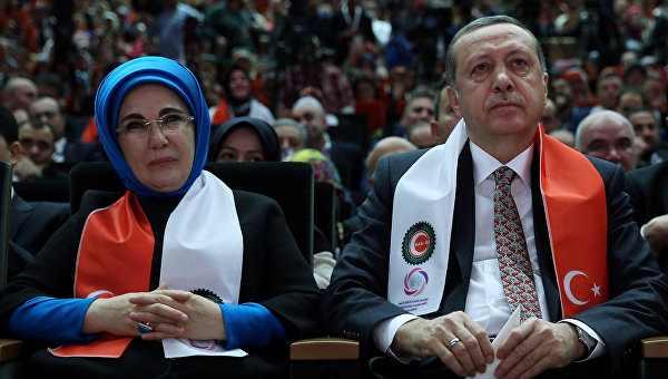 Эрдоган: «Женщины без детей — неполноценны»