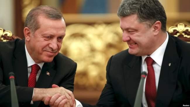 Украинцы получат 90-дневные визы в Турцию
