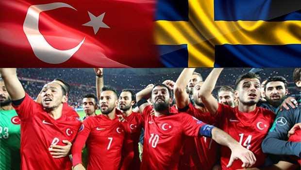 Сегодня сборная Турции сразится со Швецией