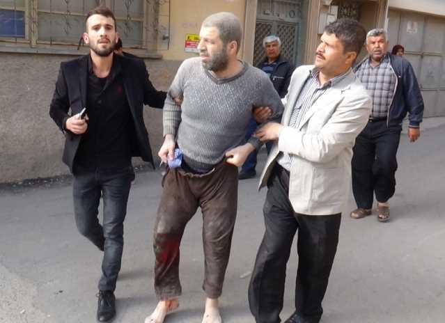 Килис был обстрелян с территории Сирии