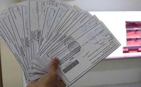 Водители Эдирне заплатили 2,5 млн за 10 дней