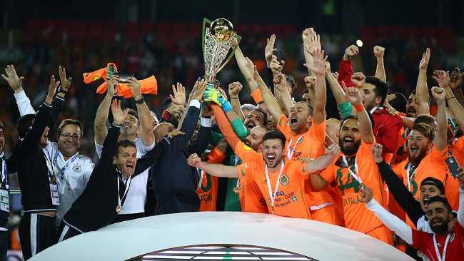 Аланьяспор — новичок Суперлиги Турции