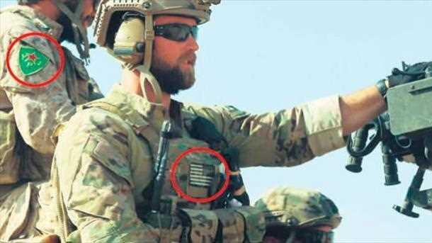 Чавушоглу раскритиковал курдские нашивки на солдатах США