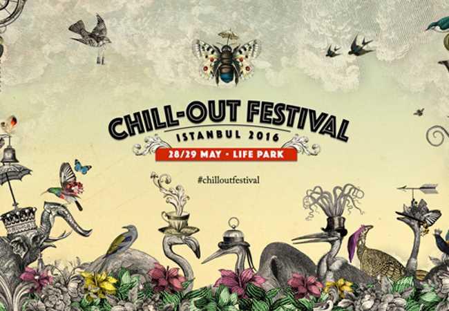 Стамбул на этих выходных уходит в Chill-Out