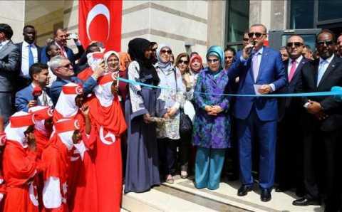Турция намерена открыть посольства во всех странах Африки