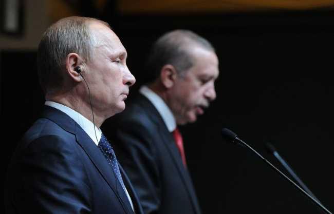 Путин: «Эрдоган заверил меня в безопасности Турции для туристов»