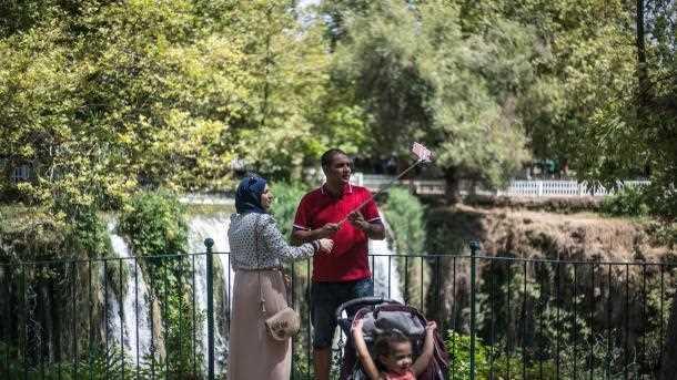 Все больше арабских туристов посещают Турцию