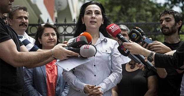 В доме со-председателя HDP прошел обыск